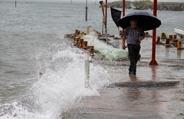 На Мексику обрушился мощный ураган