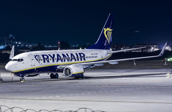Мининфраструктуры: судьба Ryanair в Украине решится до конца августа
