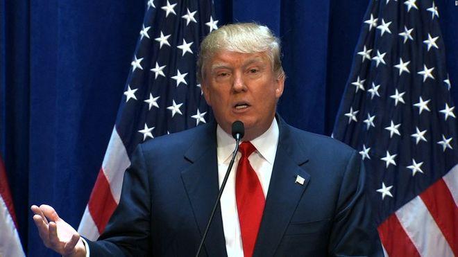 Трамп пообещал усиление экономических санкций в отношении КНДР