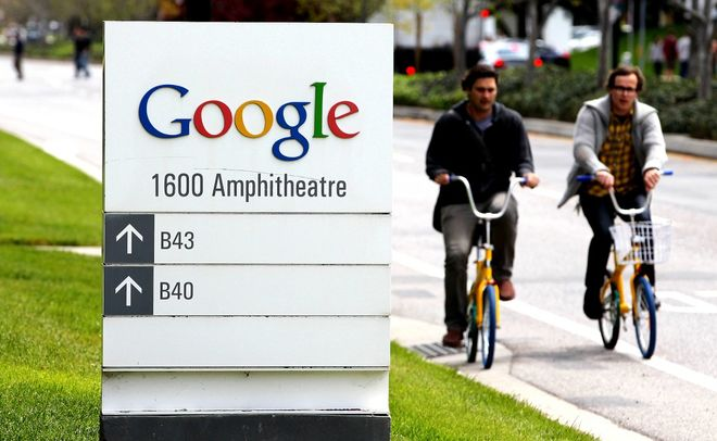 Названы самые высокооплачиваемые вакансии в Google