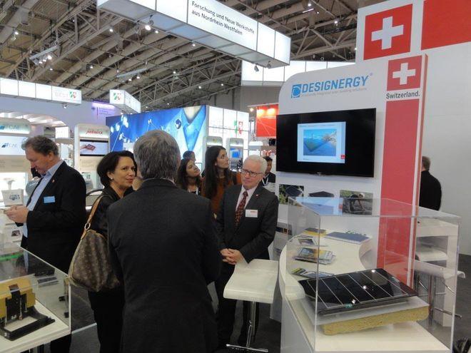Швейцарцы хотят производить солнечные панели в Украине