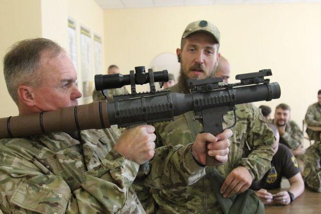 Останні новини:  Американська летальна зброя вже в Україні