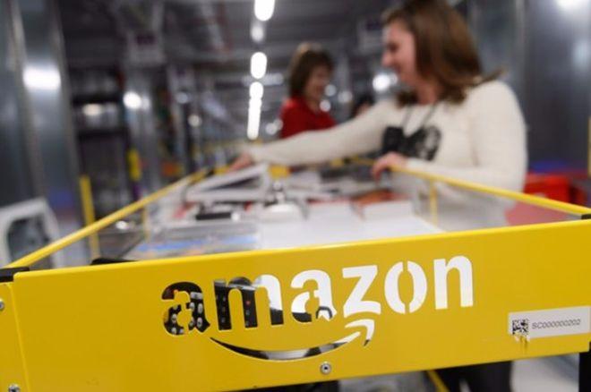 Акции Amazon обвалились на фоне критики Трампа