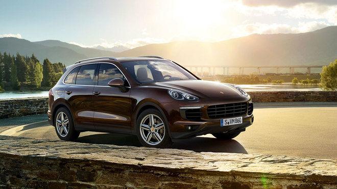 В Швейцарии запретили дизельный Porsche Cayenne