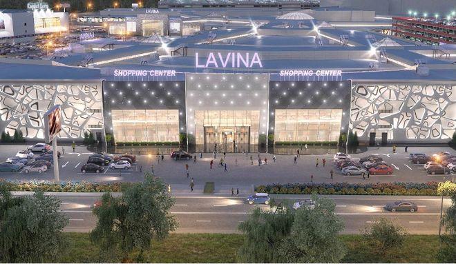 ТРЦ  Lavina Mall увеличил товарооборот