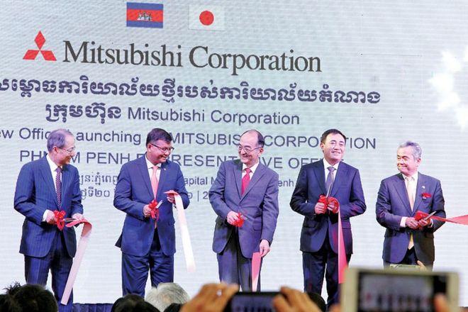 Mitsubishi хочет купить украинские энергокомпании