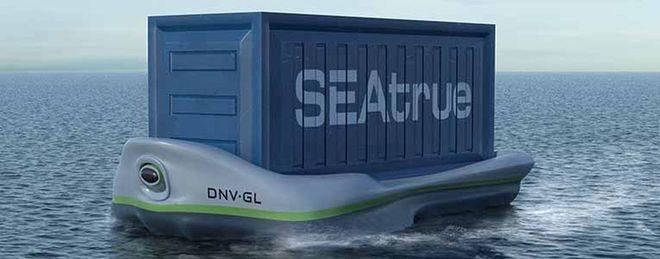 В Норвегии разрабатывают самоходные контейнеры