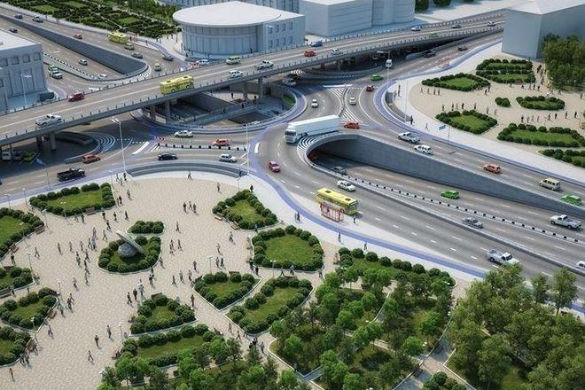 КГГА рассмотрит еще один проект реконструкции Шулявского моста