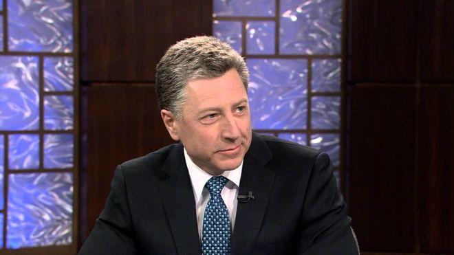 Украину посетит спецпредставитель США