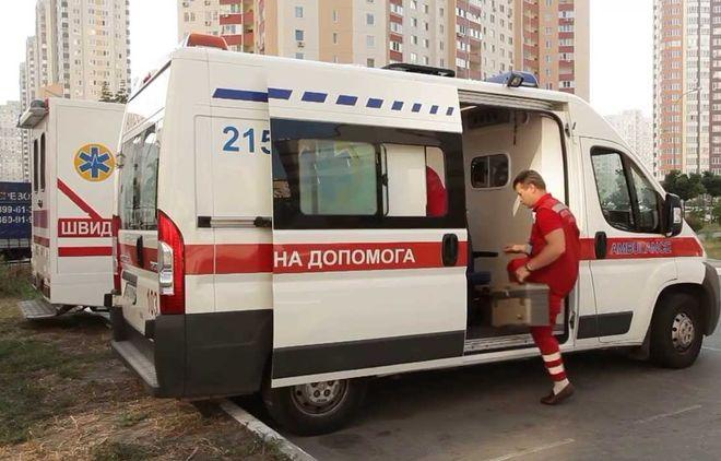 Вместо скорой помощи к украинцам приедут парамедики
