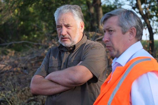 Жебривский рассказал, сколько получит Донецкая область на ремонт дорог