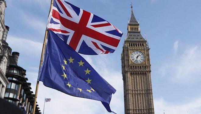 Британия обнародует документы о свое позиции по Brexit