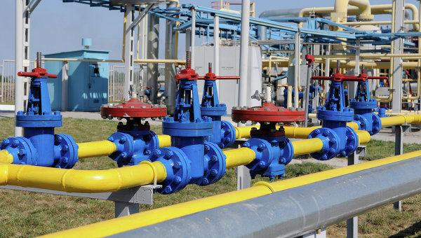 Транзит газа через ГТС Украины достиг 9-месячного максимума