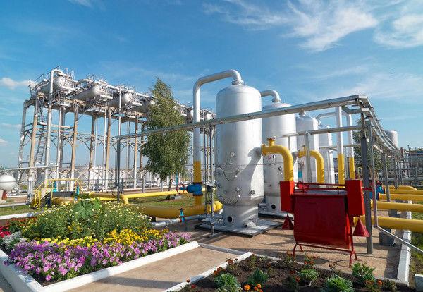 Украина увеличила запасы газа на 75%