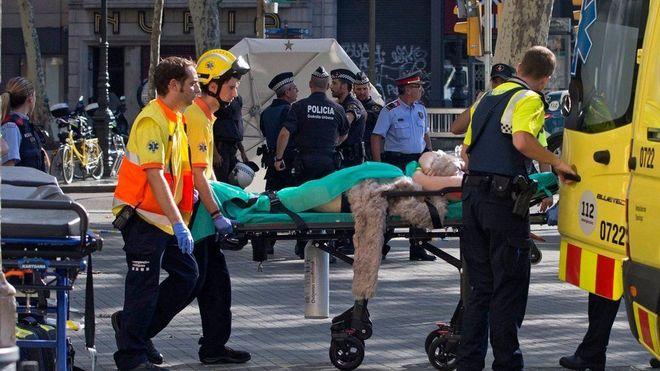 Полиция убила исполнителя теракта в Барселоне