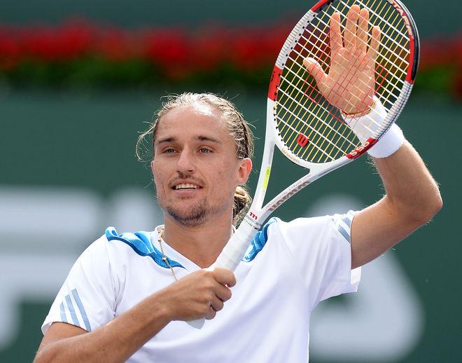 Лучшего теннисиста Украины подозревают в договорном матче