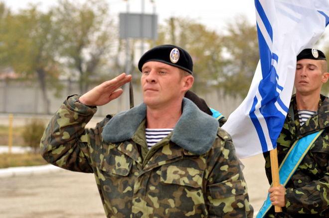 В Украине повысили зарплату морским пехотинцам