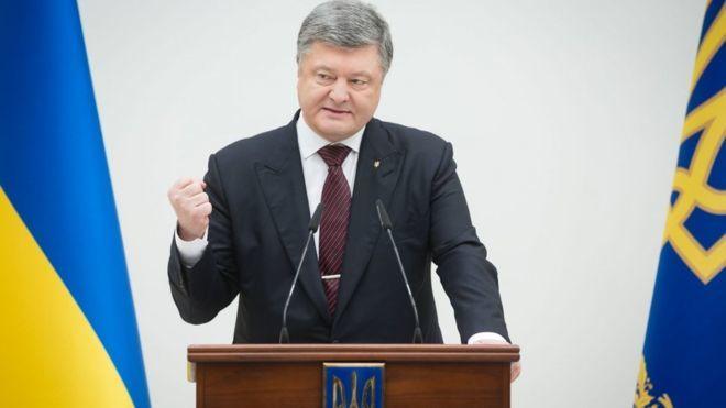 Порошенко: Украина сделает все, чтобы стать членом ЕС и НАТО