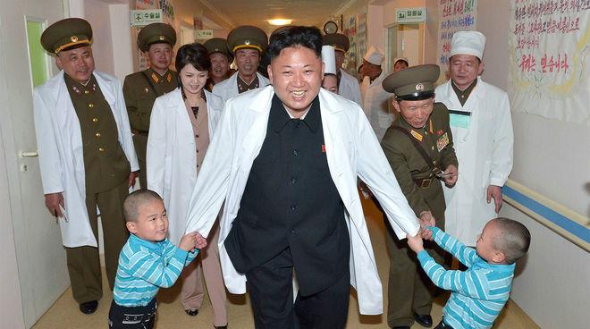 У вождя КНДР родился третий ребенок