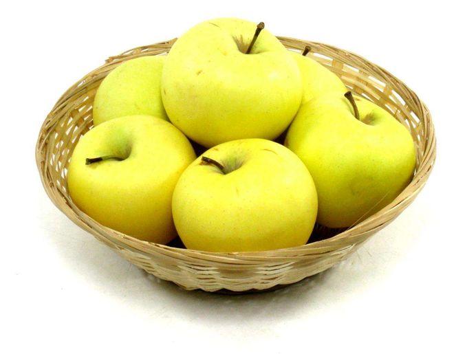 Названы самые популярные сорта яблок в Украине