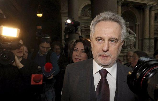 Фирташа не будут экстрадировать в Испанию