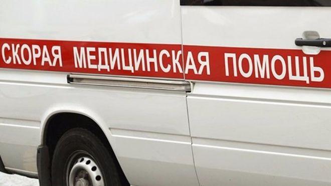 В Москве грузовик врезался в пешеходов