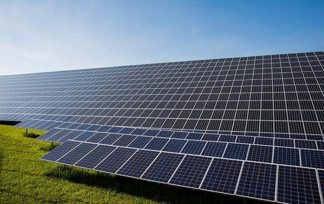 В Винницкой области установили новую солнечную электростанцию