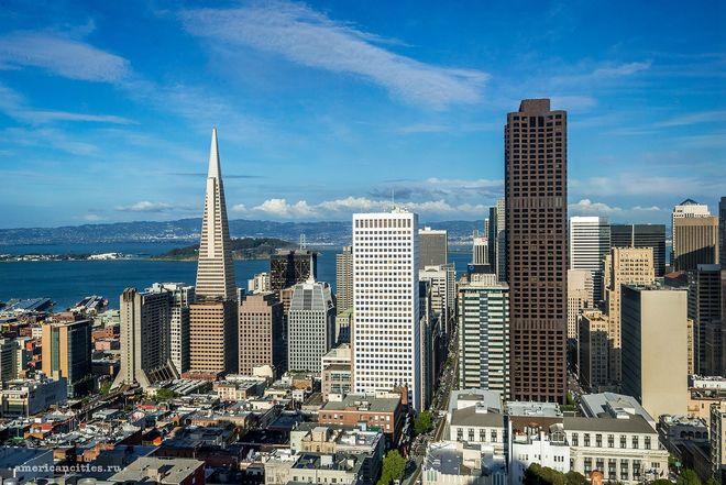 Названы самые технологично развитые города мира