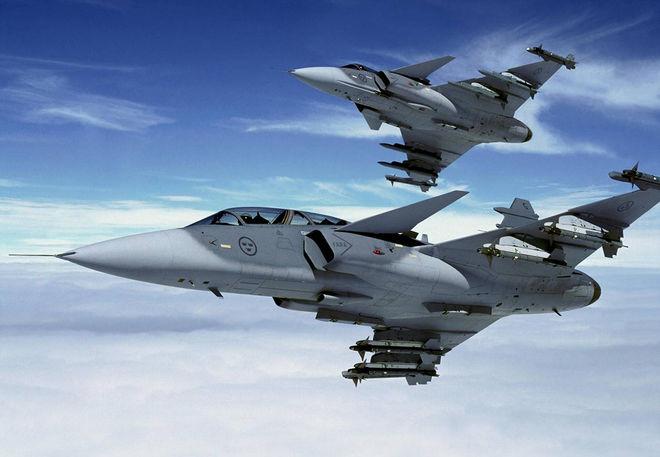 Самолеты ВВС США и Украины пролетят на Беларусью
