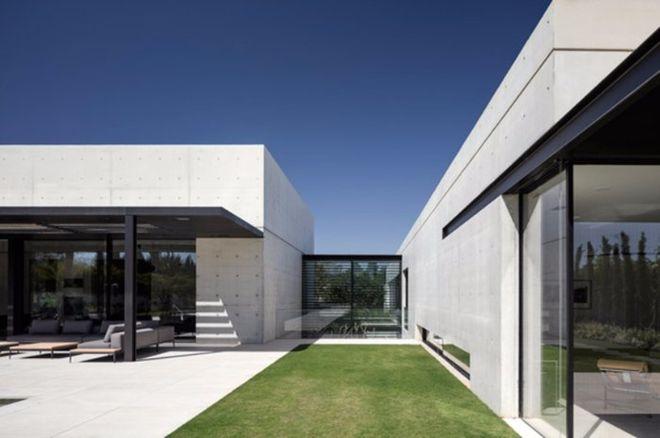 Как выглядит дом с идеальными формами
