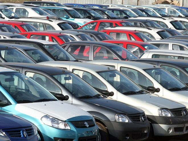 Украинцы покупают рекордное количество б/у автомобилей