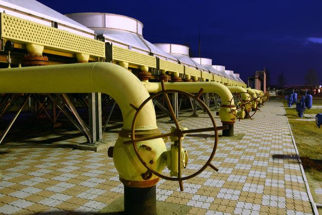 В Европе рекордно дорожает газ