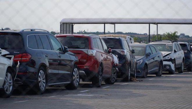 В Одессе заработал автохаб для растаможки б/у автомобилей