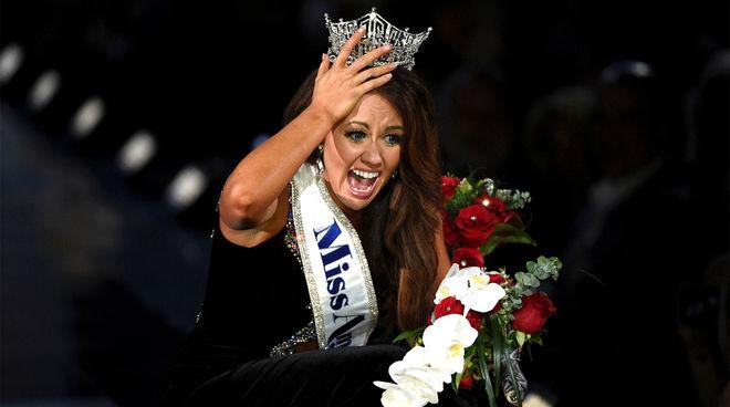 В США выбрали новую королеву красоты