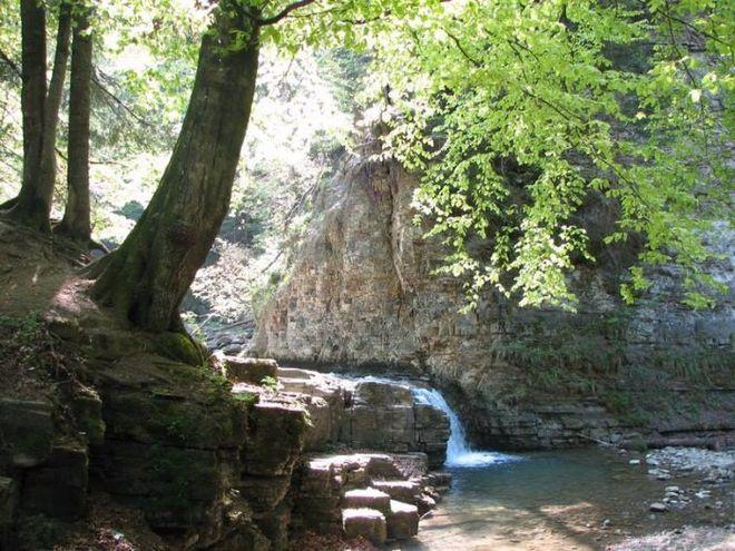 Какие водопады в Украине считаются самыми красивыми
