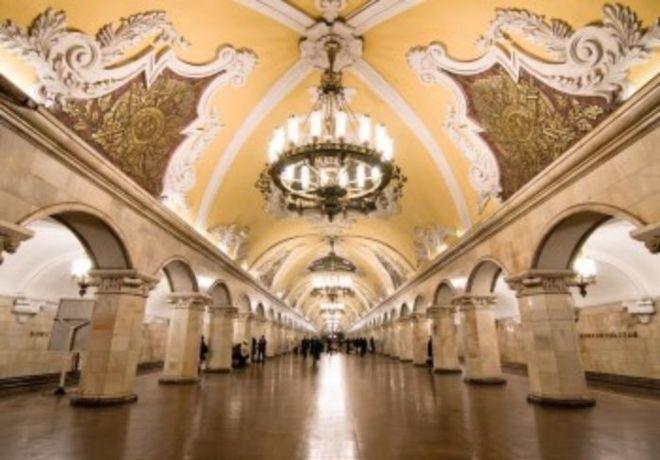 Ночью в московском метро будут водить в секретные места