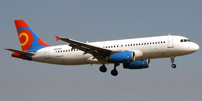 Две украинские авиакомпании попали в санкционный список США