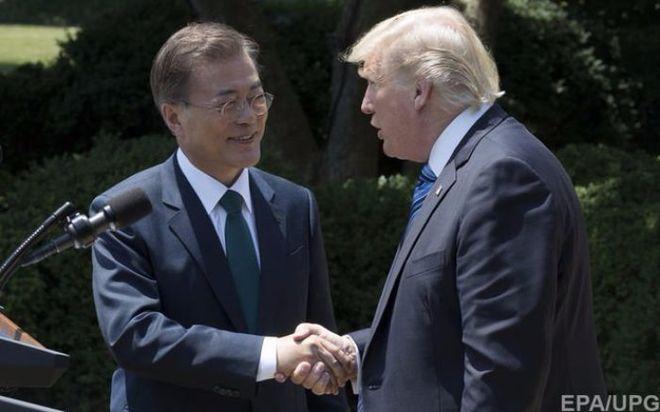 США и Южная Корея ужесточат санкции против КНДР