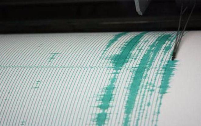 На Камчатке произошло сильное землетрясение