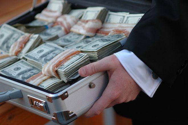 Экономика теряет триллионы долларов из-за взяток
