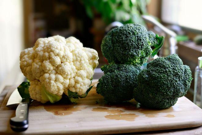Украинскую цветную капусту и брокколи не покупают за рубежом