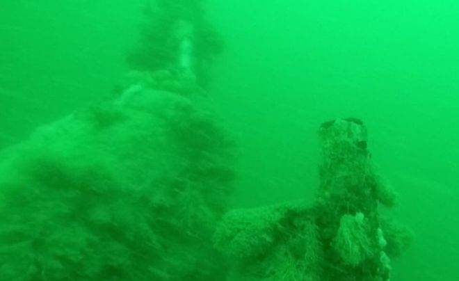 У побережья Бельгии обнаружена подлодка времен Первой мировой