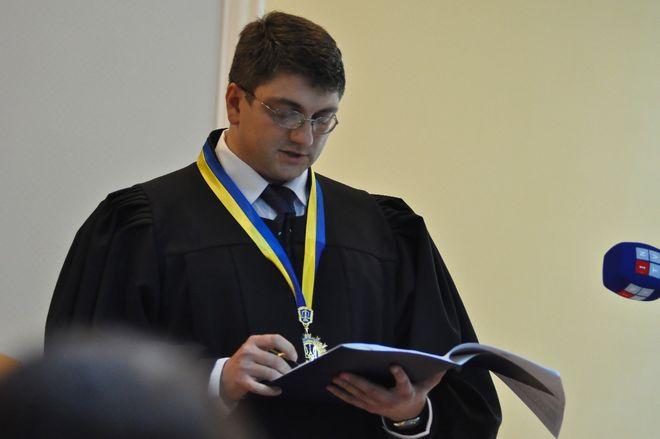 Суд позволил задержать судью, посадившего Тимошенко