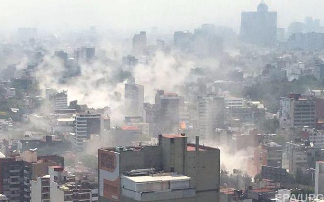Разрушительное землетрясение в Мексике: число погибших выросло до 200