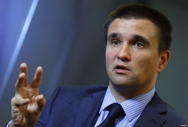 Хан и Климкин обсудили реформы в Украине и инвестиционное сотрудничество с ЕС
