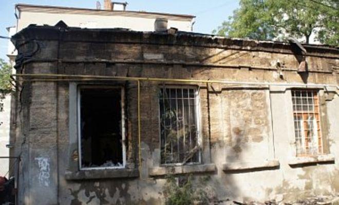 Четыре семьи в Николаеве остались без крыши над головой