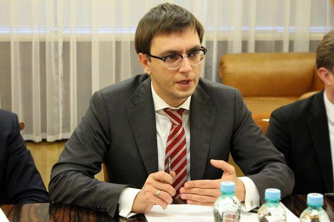 Омелян: Подержанные германские электрички намного лучше работающих вгосударстве Украина