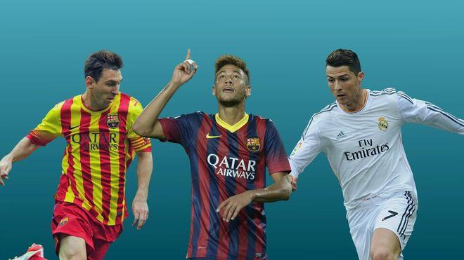Названы претенденты на звание лучшего футболиста мира в 2017 году