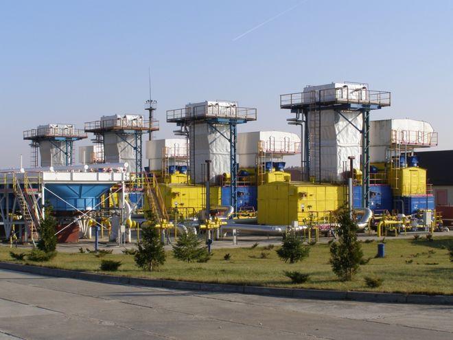 Украина накопила вПХГ 16 млрд куб. мгаза