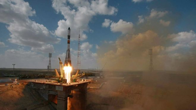 Иран испытал баллистическую ракету
